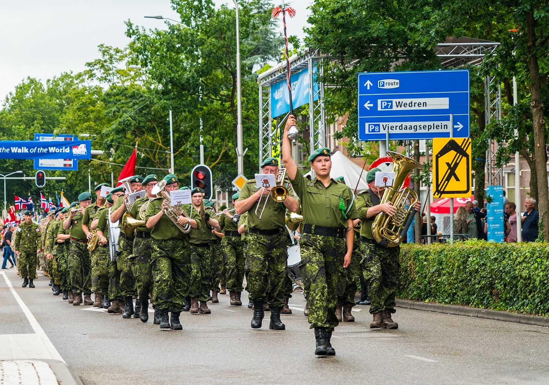 virdaagse soldaten